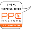 Speaker/Referent PPC Masters 2014 in Hamburg